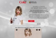 Diet Coke And Regal Cinemas Share A Taste Of What You Love Mosaic Sweepstakes