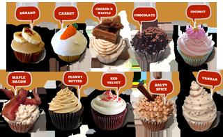 cupcake flavor