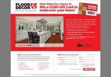 FloorAndDecorSweeps.com - Floor And Decor Makeover Sweepstakes