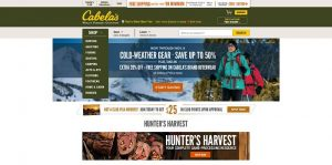 Cabela's Hunt For Bucks Sweepstakes