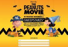 CharlieBrownSweeps.com - The Peanuts Movie Sweepstakes