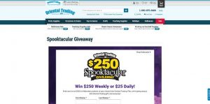 Oriental Trading Company Spooktacular Giveaway