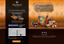 Harry and David Spooky Treats Halloween Giveaway