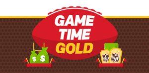 Game Time Gold at McDonald's