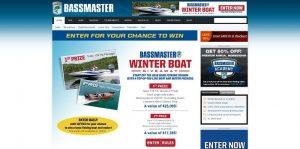 Bassmaster Winter Boat Giveaway