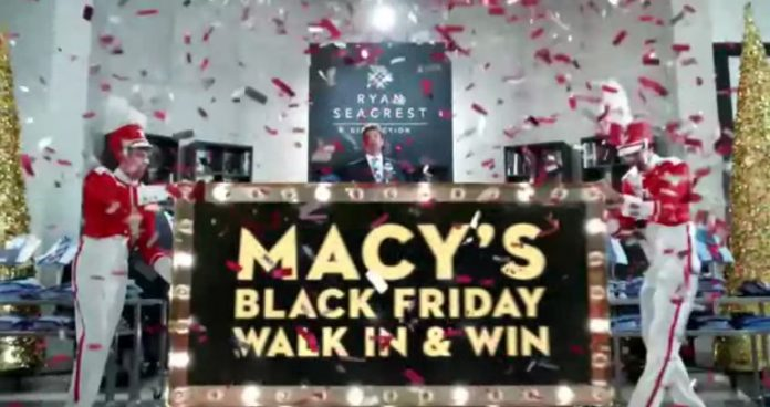 Macy's Walk In And Win