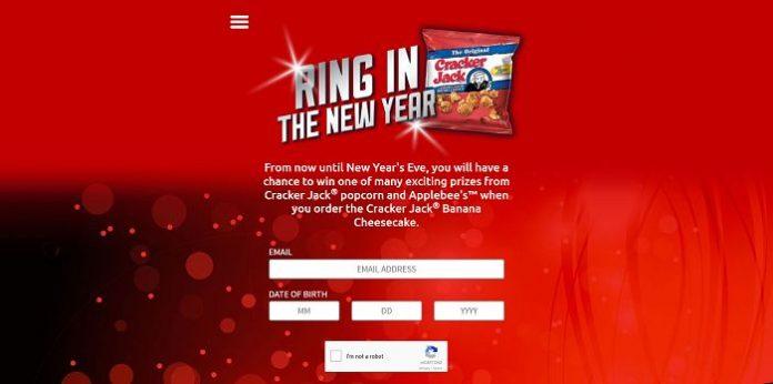CrackerJackSurprise.com - Cracker Jack Banana Cheesecake Instant Win Game At Applebee's