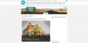 HGTV.com/SantaHQ - HGTV's Spreading Holiday Cheer Sweepstakes