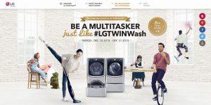 LG Be A Multitasker
