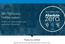 TurboTax Absolute Zero Sweepstakes
