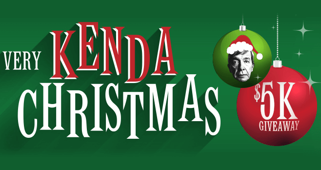 A Very Kenda Christmas Giveaway (InvestigationDiscovery.com/Giveaway)