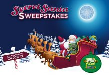 Wheel Of Fortune Secret Santa Sweepstakes 2016