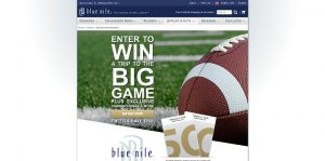 Blue Nile Big Game Sweepstakes