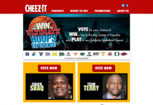 HoopsMunchMania.com - Cheez-It Munch Mania Sweepstakes