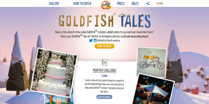 Goldfish Tales Monthly Promotion