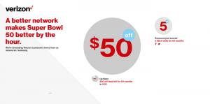 Minute50.com - Verizon Minute50 Sweepstakes