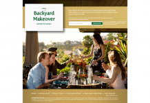 BoursinBackyardMakeover.com - Boursin Backyard Makeover Sweepstakes