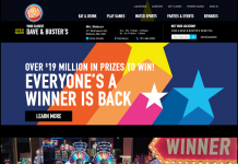 Dave & Buster's Everyone's A Winner Giveaway
