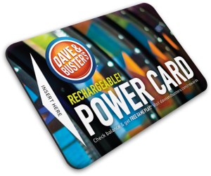 Everyone's A Winner Power Card