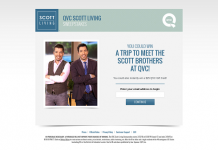 QVC Scott Living Sweepstakes