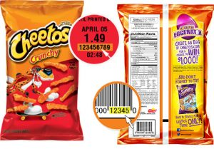 2016 CHEETOS Egg Creator Promotion Bag Codes