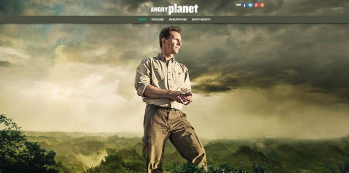 Pivot.tv Angry Planet Sweepstakes