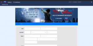 DestinationAmerica.com/FourthOfJuly: Red, White And You Contest