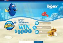 Sams Club Swim Adventure Contest