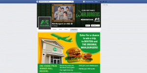 A&E's Trip To The Wahlburgers Facebook Sweepstakes