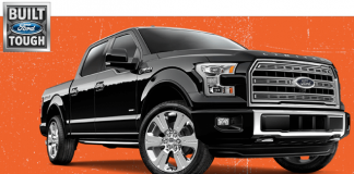 2017 Ford Vehicle Sweepstakes (ChanceToWinAFord.com)