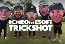 Callaway Golf & Dude Perfect #ChromeSoftTrickShot Sweepstakes