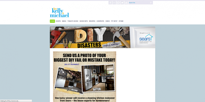 LIVE's DIY Disasters Photo Contest