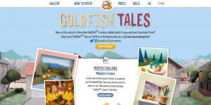 Goldfish Tales Contest May 2016