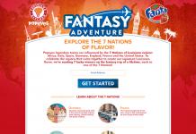 PopeyesFantasyAdventure.com: Popeyes Fantasy Adventure Sweeps 2016