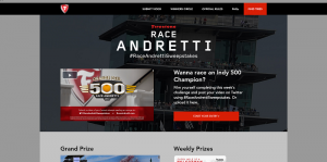 Race Andretti Sweepstakes