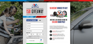 valvoline150.com - Valvoline 150 Giveaway