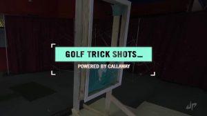 Dude Perfect golf trick shots