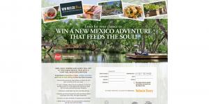 TasteNMTrue.com: New Mexico Tourism Taste New Mexico True Sweepstakes