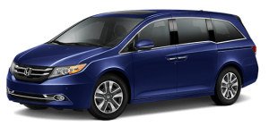 2016 honday odyssey touring
