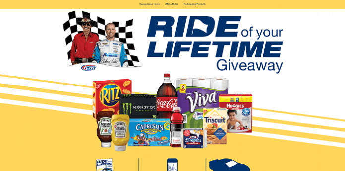 RideOfYourLifetimeGiveaway.com - Albertsons Ride Of Your Lifetime Giveaway 2016