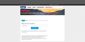 Travel Channel Sweepstakes 2016: Discover America