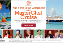 FamilyCircle.com/MasterChef - Family Circle Sail Away with MasterChef Sweepstakes 2016