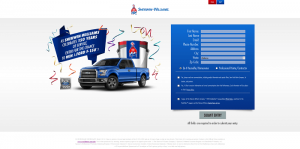 Sherwin-Williams 150th Celebration Sweepstakes