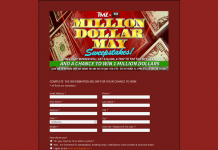 TMZSweepstakes.com - TMZ Million Dollar May Sweepstakes