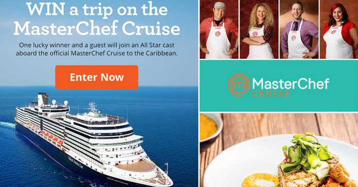 Sail Away With Family Circle & MasterChef Sweepstakes (FamilyCircle.com/MasterChef)