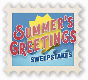 summers greetings sweepstakes