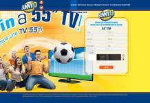 SunnyDWinTV.com - SunnyD Copa 2016 Sweepstakes