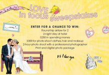Valpak Love in Focus Sweepstakes