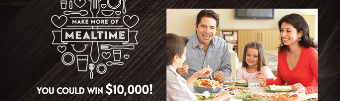 MakeMoreOfMealTime.com - Make More of Mealtime Sweepstakes