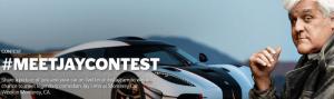 Jay Leno's Garage Meet Jay Contest